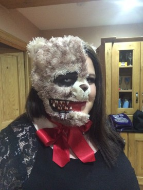 Halloween-Makeup-Teddy-Bear-Mary-Loughrey